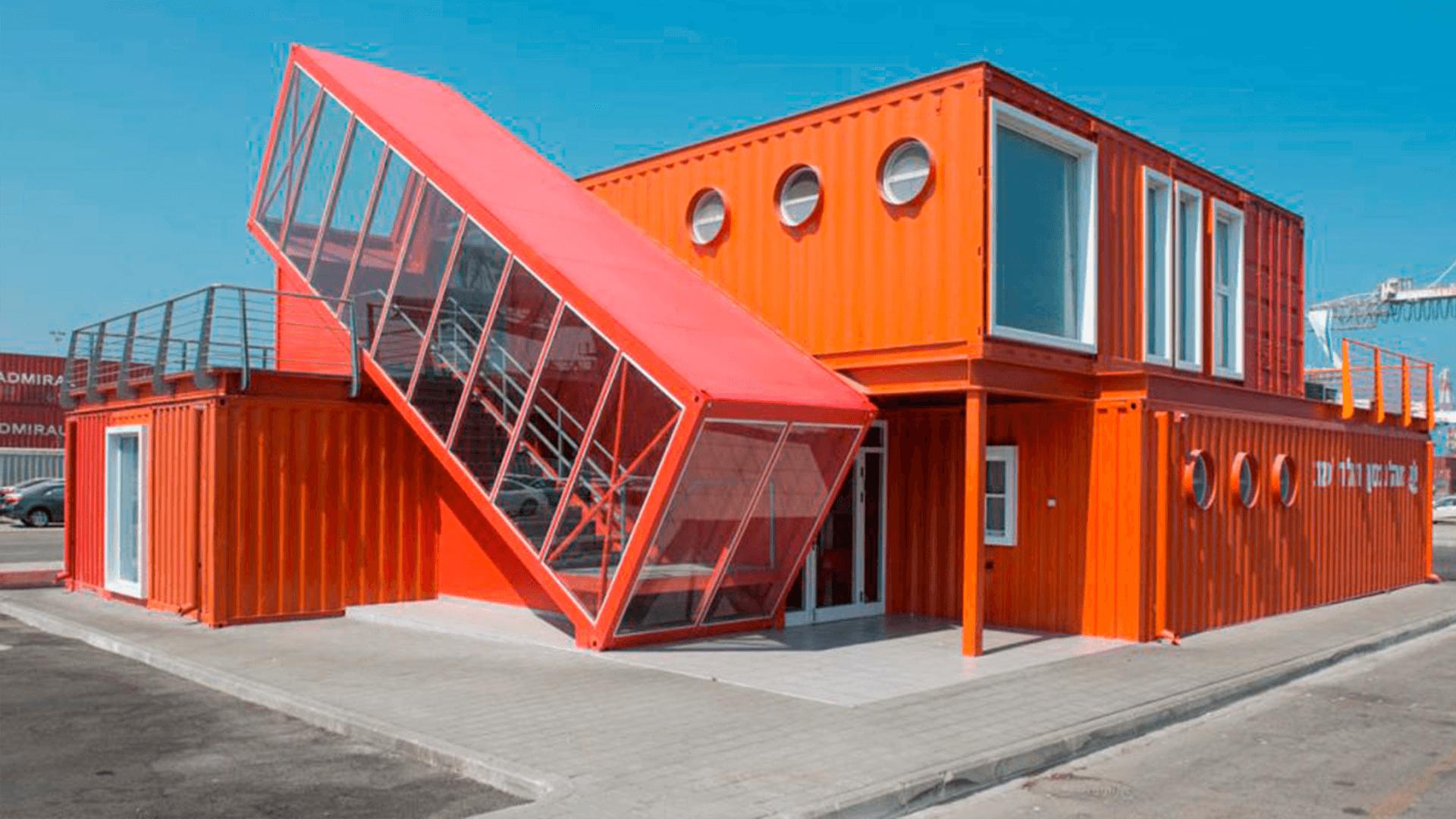 Escritório Container a Venda