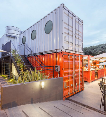 Container Food Park